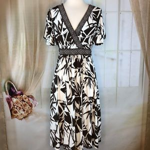 Apt. 9 Short Sleeved Casual Dress